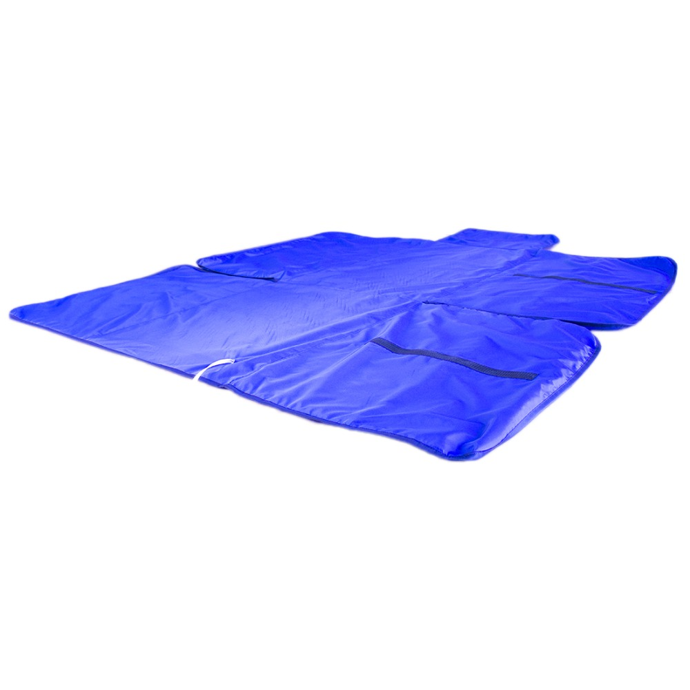 Infralight Electric Heated Sauna Blanket Mat Couverture Special instrument for beauty salon Steamed bag EcoSapiens