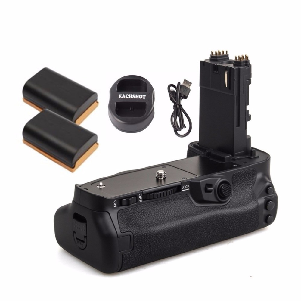 Meike MK-5D4 multi-puissance batterie Grip Pack pour EOS s BG-E20 remplacement + USB Charge + BatteriesMeike MK-5D4 multi-puissance batterie Grip Pack pour EOS s BG-E20 remplacement + USB Charge + Batteries