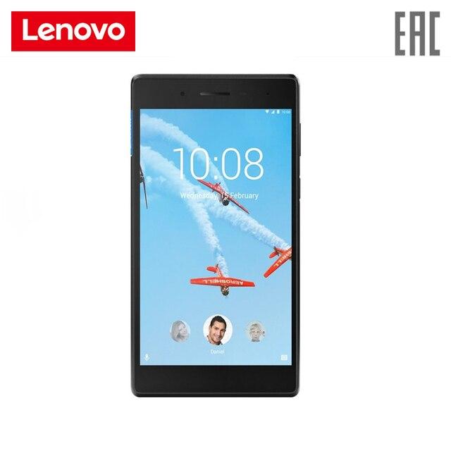 Lenovo Tab 7 TB-7304I, 1 GB, 16 GB, 3g, Android 7,0 черный [za310050ru]