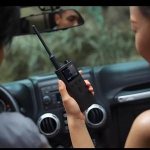 Image 5 - Original Xiaomi Mijia Walkie Talkie 2 5W UV Dual Band Radio IP65 Waterproof 13 Days Long Standby Interphone Location Share