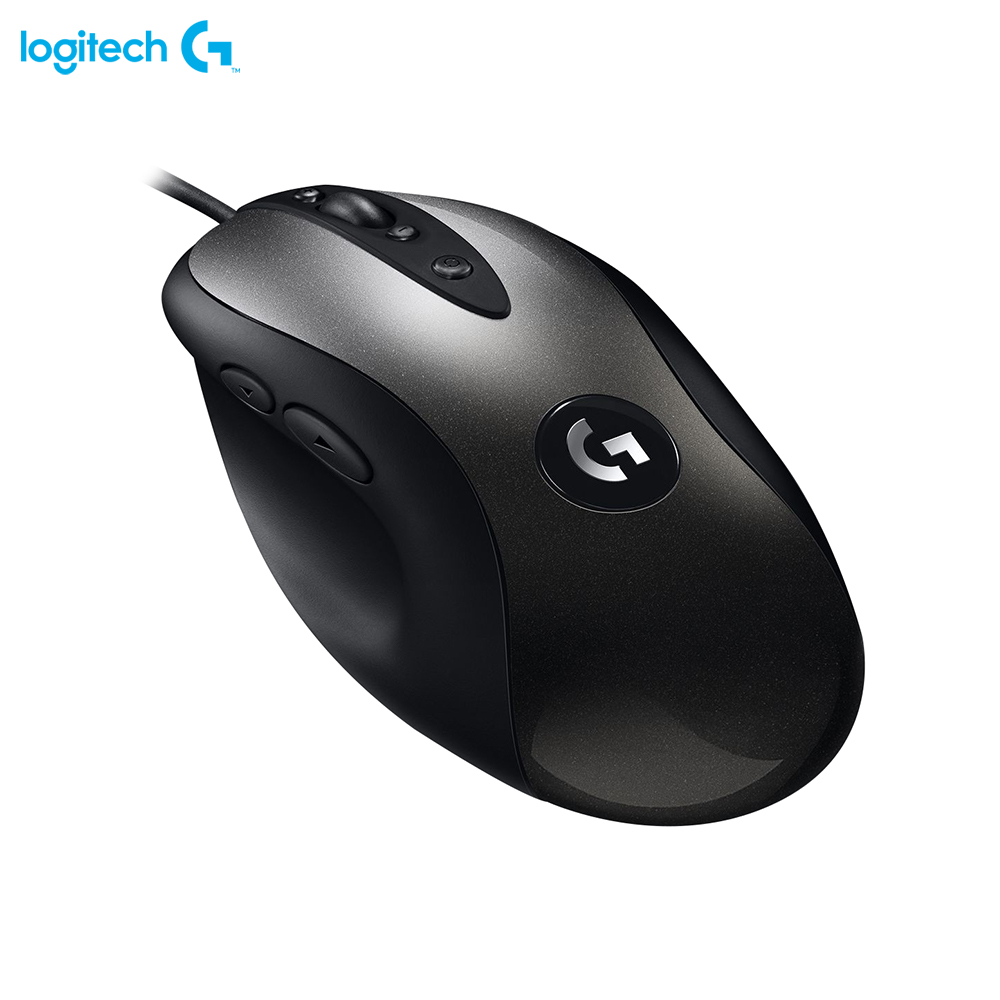 купить PC computer gaming wired mouse Logitech G MX518 cyber sports по цене 4290 рублей