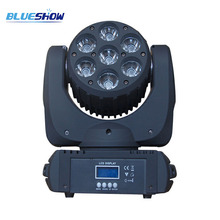 4pcs/lot, LED Moving Head beam 7x12W RGBW 4in1 quad stage Light effect dj disco party concert show project