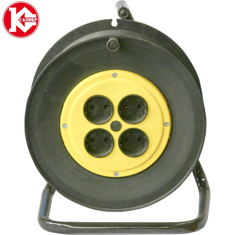 Kalibr 40 meters (2x0,75) electrical extension wire for lighting connect on the reel, cross-section 2*0.75 kalibr 50 meters electrical extension wire for lighting connect on the reel cross section 2 2 5