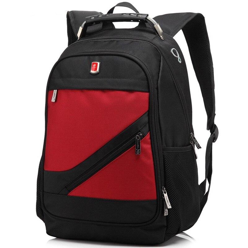 Sac à dos suisse pour homme sac de voyage pour ordinateur portable mochila étanche multifonction - 3