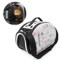 Di Vật Nuôi Small Dog Cat Hai Mặt Carrier Travel Tote Shoulder Bag Lồng Cũi