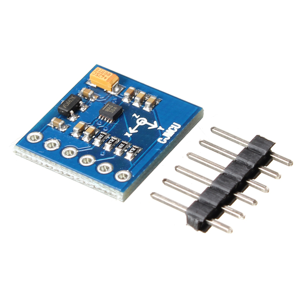 1PC New Arrival MAG3110 flying think Carle three axis digital earth magnetic field geomagnetic sensor module