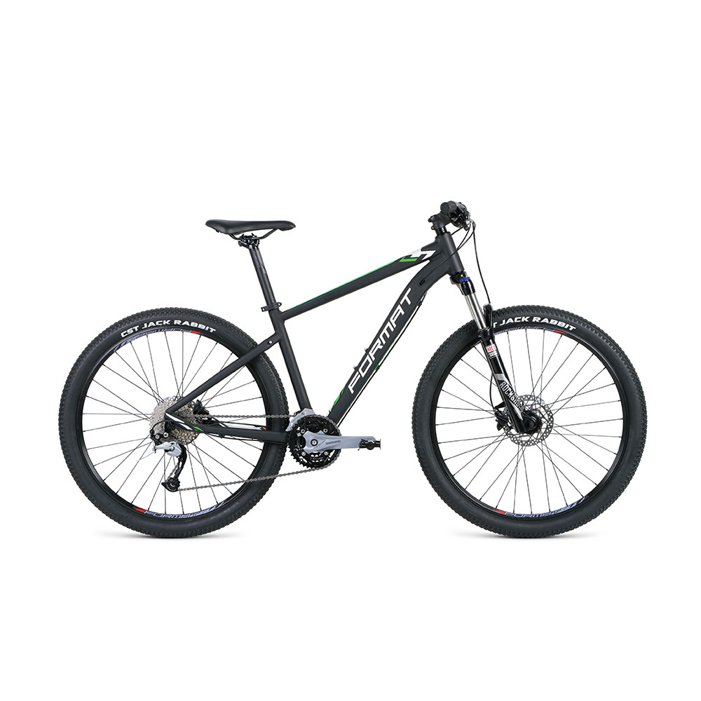 Bicycle FORMAT 1411 27.5 (27 IC. Height L) 2018-2019 цены