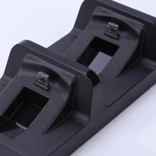 Dual USB Charging Dock Station Stand for PS4 PlayStation 4 Game Controller Handle Charger Cradle Bracket for PS 4 High Quality
