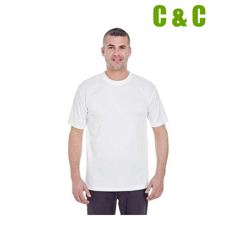 14d8d1f7 Detail Feedback Questions about Cotton and Polyester T shirt Logo Customized  Soft O Neck 15% cotton 85% poly blended photo DIY t shirt 160gsm 100 pcs  mixing ...
