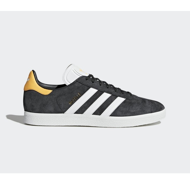 CQ2807 adidas gazelle GREY and White man sneakers-in Tennis Shoes ... 140c20f3328