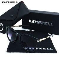 KAYSWELL Sunglasses Women Luxury Brand Designer Style UV400 Retro Sun Glasses Outdoor Glasses D1722