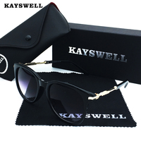 KAYSWELL Sunglasses Women Luxury Brand Designer Style UV400 Retro Sun Glasses Outdoor Glasses D1722