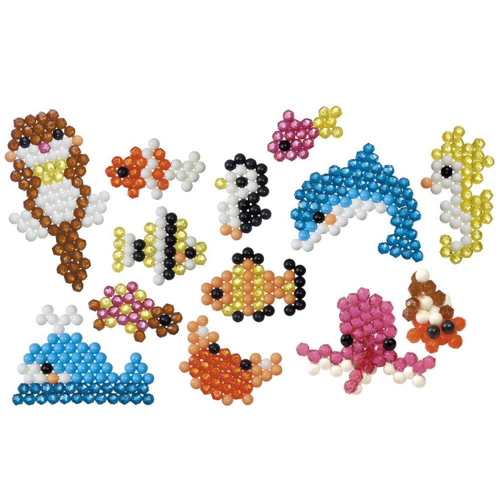 Aquabeads perles jouets 7236010 créativité couture pour enfants set enfants jouet hobbis Arts artisanat bricolage - 2