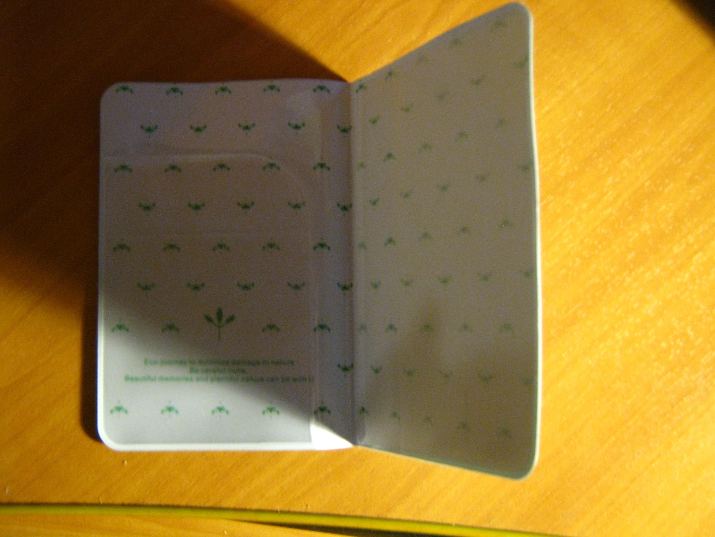 Mode Paspoort Cover Dames Heren Reistickets Paspoort Case ID Kaarthouder Tas Paspoort Portemonnee Beschermende Tas Case photo review
