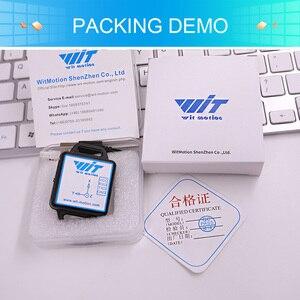 Image 5 - Witmotion bluetooth 2.0 bwt61cl 6 axis sensor ahrs imu mpu6050 digital ângulo de inclinação + acelerômetro giroscópio no pc/android/mcu