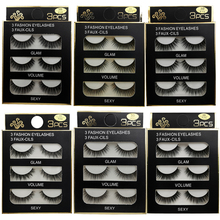 SHIDISHANGPIN Eyelashes Mink Eyelashes Natrual Long Lashes 100% Cruelty Free Mink False Lashes Reasuble High Quanlity Makeup