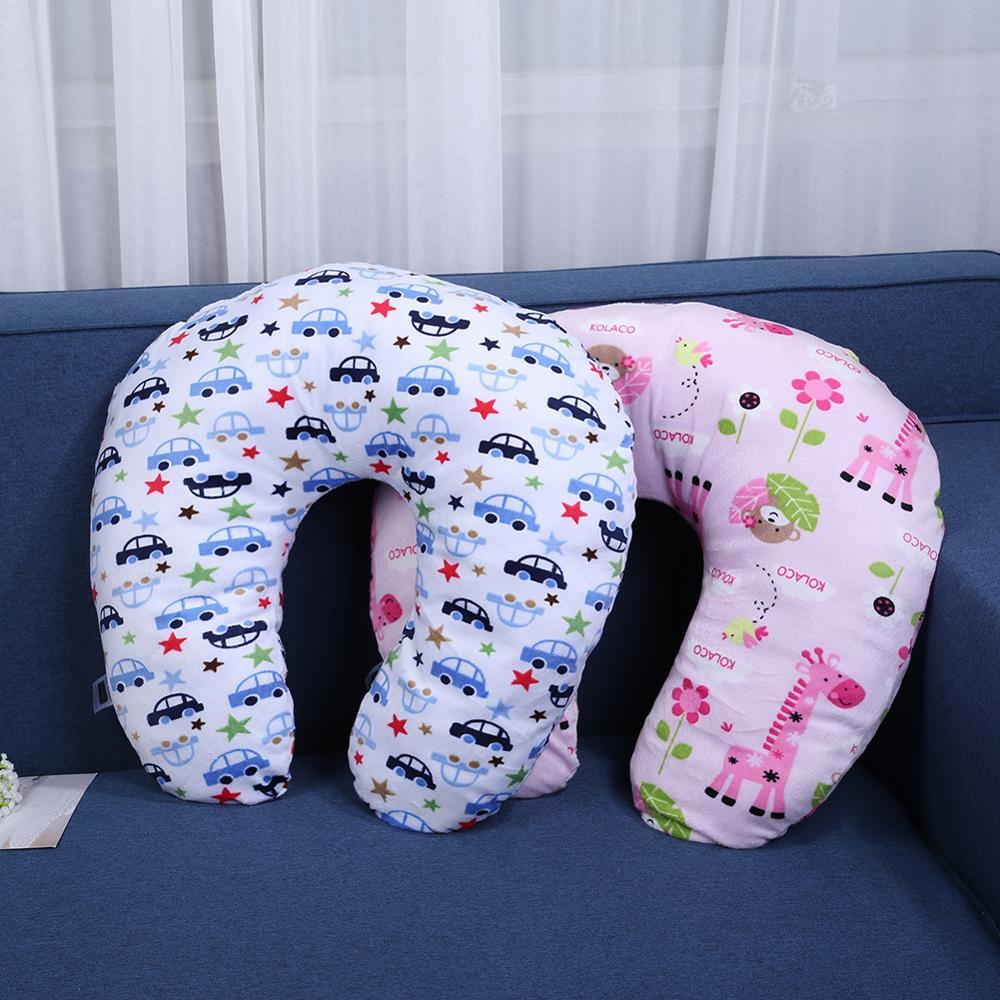 Maternity Breastfeeding Nursing Pillows Baby U-shaped Sleeping Pillow Infant Breast Feeding Small Sofa Maternity Waist Cushion