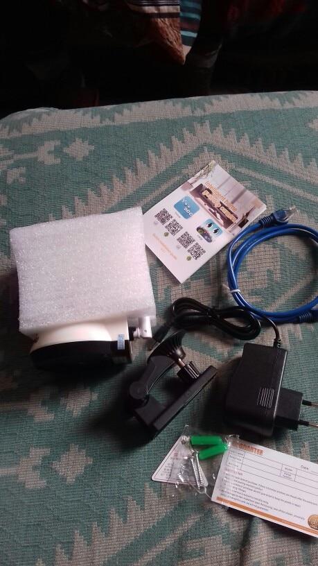 Главная безопасности IP Камера Беспроводной Смарт Wi-Fi Камера Wi-Fi аудио запись видеонаблюдения Видеоняни и радионяни HD Mini CCTV Камера Hiseeu 1080 P