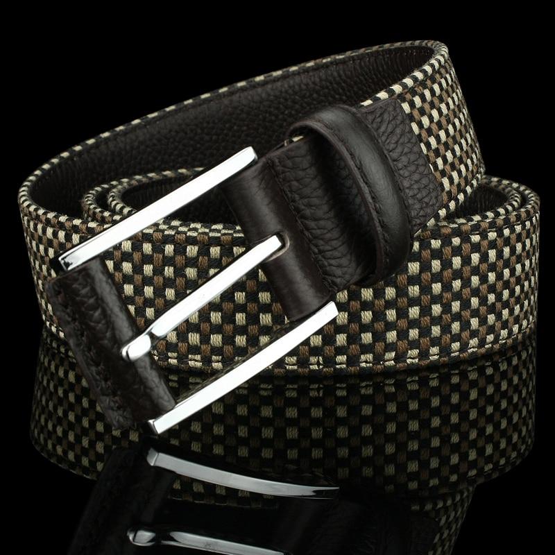 High Quality Waistband classic fashion corset belt emen cintos masculinos pin buckle designer belts men luxury famous brand in Men 39 s Belts from Apparel Accessories
