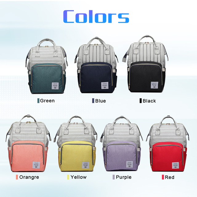Classy Designs Baby Care Travel Backpack