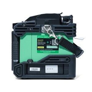Image 5 - Komshine GX37 ftth fusionadora fibra البصري الربط آلة مع KF 52 جهاز تقطيع الألياف البصرية
