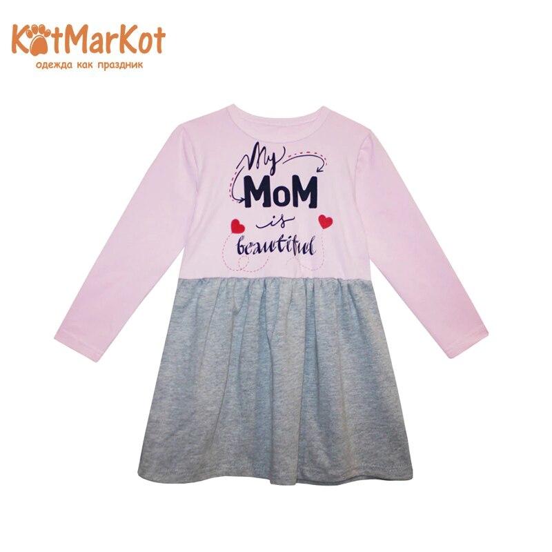 Dress Kotmarkot 20053 children clothing for girls kid clothes dress kotmarkot 20351 children clothing for girls kid clothes