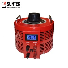Автотрансформатор ЛАТР SUNTEK RED 5000 ВА 0-300 Вольт (20А)