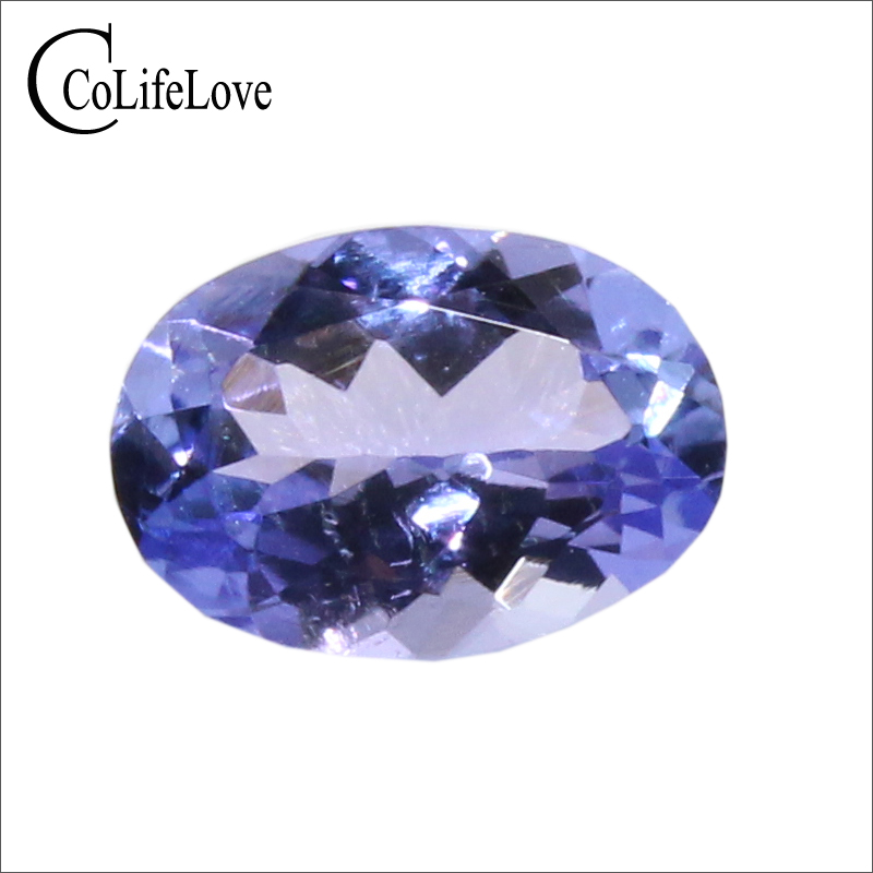 Genuine Tanzania Origin Genuine Tanzanite Stone 100% Natural Tanzanite Loose Gemstone For Ring Jewelry DIY
