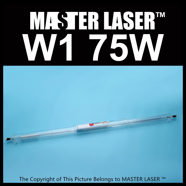 Reci  w1 co2 laser tube  75w