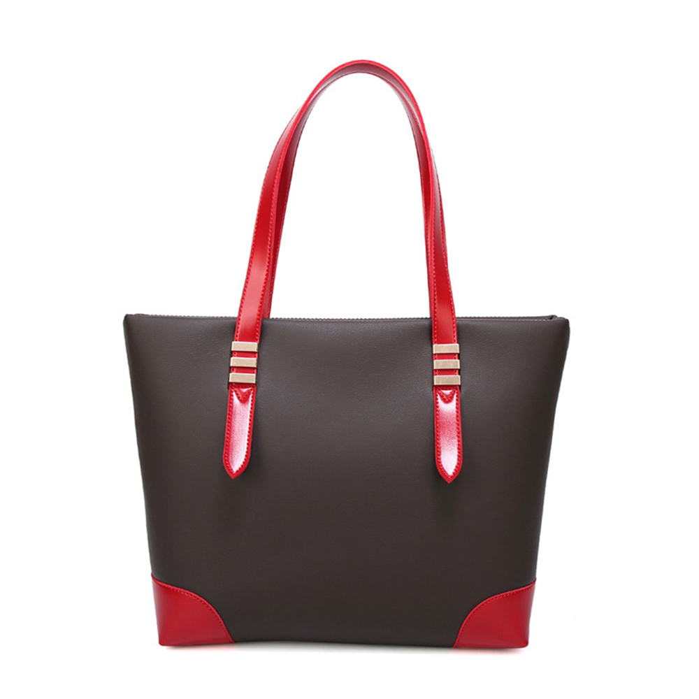 New Fashion High capacity Woman Shoulder Bags Famous Brand Luxury Handbags Women Bags Designer High Quality PU Shopping Bag