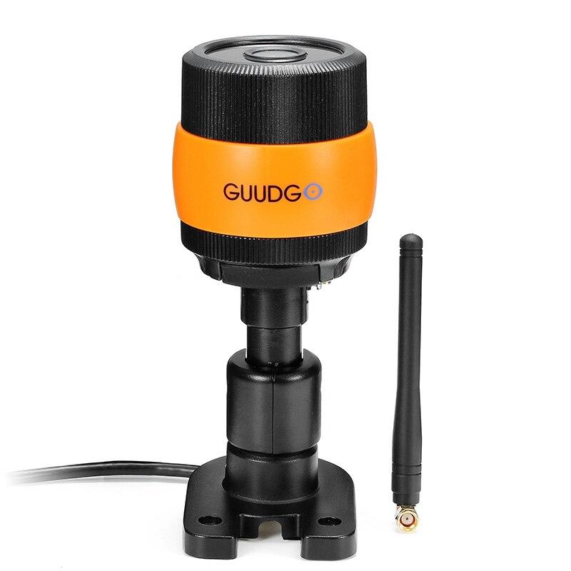 GUUDGO GD-SC01 720 P étanche Wifi caméscope Vision nocturne prise en charge jusqu'à 64G étanche IP66 caméra vidéo 1.0MP - 4