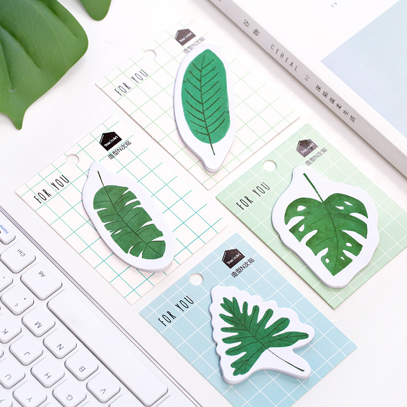 20 sets/1 lot Creative Forest modeling Memo Pad Sticky Notes Escolar Papelaria School Supply Bookmark Post it Label