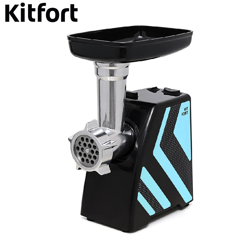 Meat Grinder KITFORT KT-2101 Meat Grinder Electric Chopper Electric Grinder Household appliances for kitchen Grinders meat kitchen knives alpenkok ak 2101 knife with stand meat chef for fish vegetable cutting universal set sets