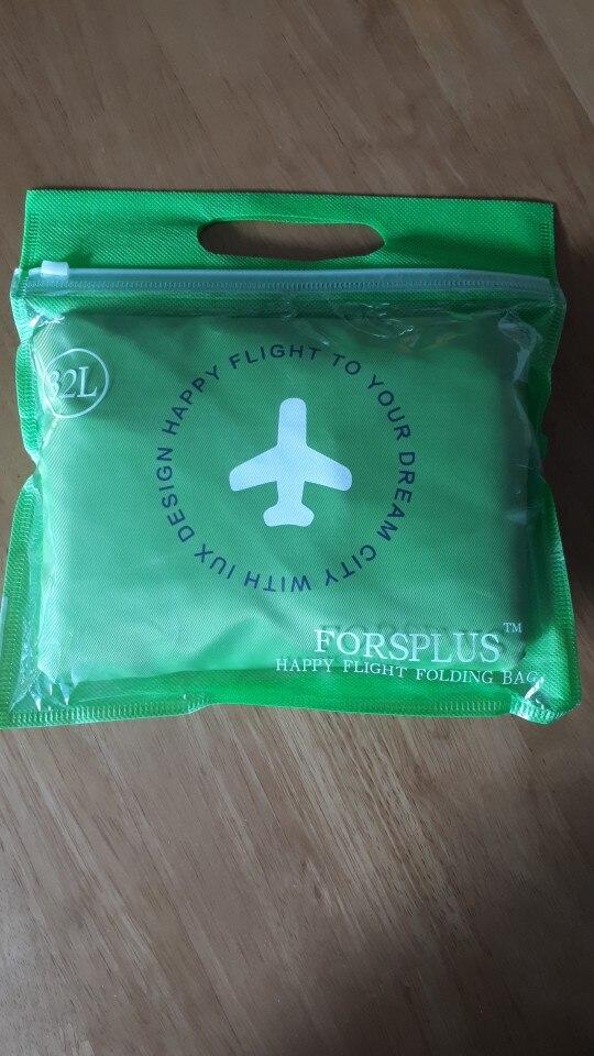 2019 Travel Bags WaterProof Travel Folding Bag Large Capacity Bag Luggage Women Nylon Folding Bag Travel Handbags  photo review