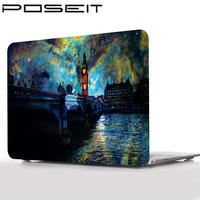 """keyboard plastic case New Plastic Hard Case Cover Laptop Shell Keyboard Cover For Apple Macbook Air 11 13 Pro 13 15 Retina 13 Touch Bar 12 13 15"""" (5)"""