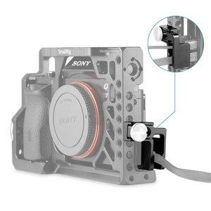 Image 3 - SmallRig HDMI Cavo Morsetto per Sony A6500 A6300 A6000 macchina fotografica SmallRig Gabbia 1661 / A7 A7S SmallRig Gabbia 1815 ect      1822