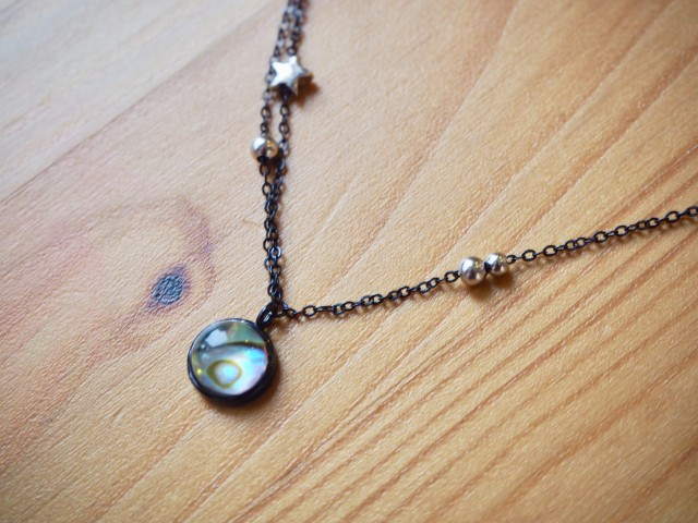 Nebula Necklace photo review