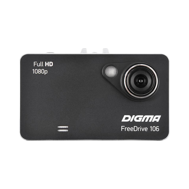 DVR/Dash Camera DIGMA FreeDrive 106 digma freedrive 106 black видеорегистратор