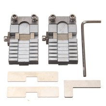 Sale 6x Key Cutting Machine Part Clamp Kit For Car Special House Keys Locksmith Tools
