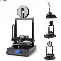 Лидер продаж Ortur 4 3d принтеры с большой печати Размеры 260*310*305 мм Reprap Prusa i3 Desktop быстрая установка 12864 ЖК дисплей