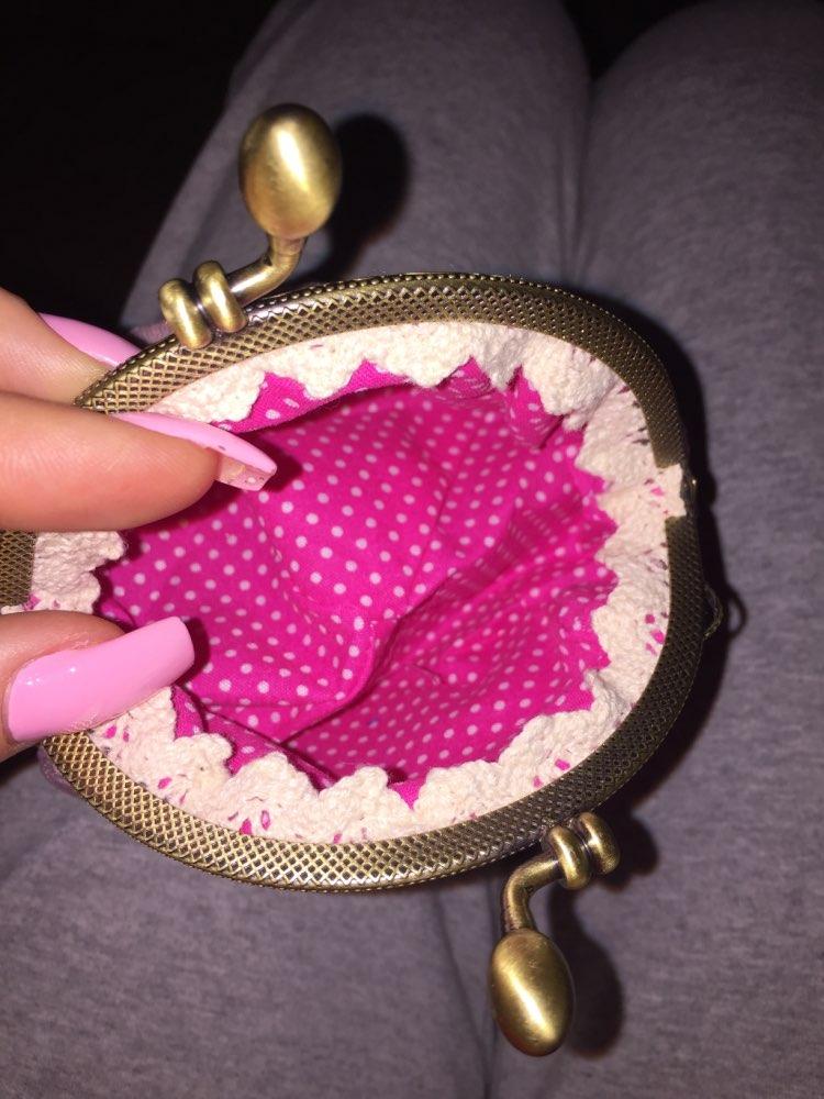 Hot sale Women Lady Retro Vintage Small Wallet Hasp Purse Clutch Bag monederos para monedas pouch photo review