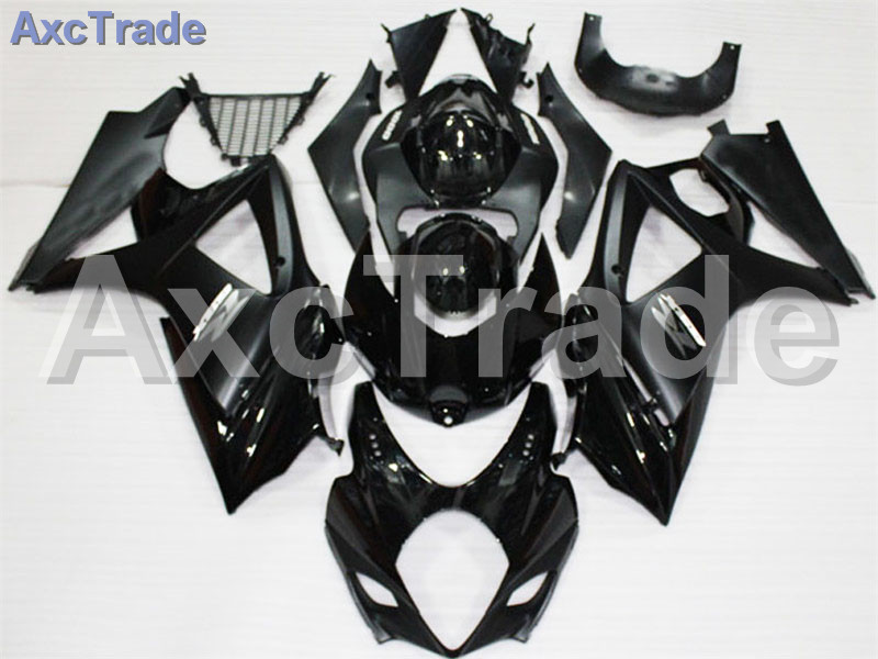 Motorcycle Fairings For Suzuki GSXR GSX-R 1000 GSXR1000 GSX-R1000 2007 2008 07 08 K7 ABS Plastic Injection Fairing Kit Black abs plastic fairing kit for suzuki gsxr1000 2007 2008 k7 gsxr 1000 07 08 red black moto fairings set cb34 7 gifts