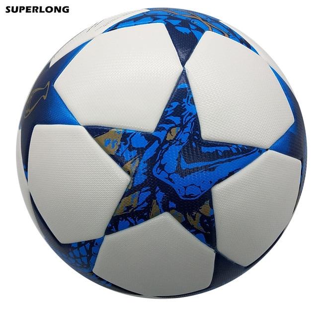 2016-2017 temporada Cardiff Champion League tamaño 5 fútbol pu material  competencia profesional tren durable 0339c40bb5de5