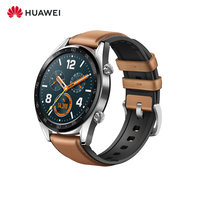 Smart Watch FOR HUAWEI WATCH GT model FTN-B19 lemfo waterproof support siri feature smart watch for ios android