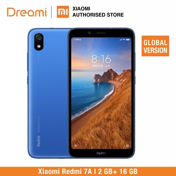 Global Version Xiaomi Redmi 7A 16GB ROM 2GB RAM (Brand New and Sealed) 7a 16gb