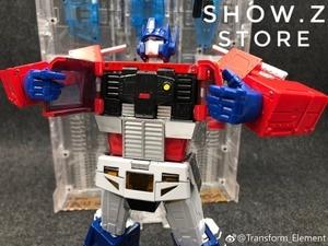Image 4 - [แสดง Z Store] เปลี่ยนองค์ประกอบ TE 01 TE01 Masterpiece MP10 MP 10 OP Transformation Action Figure