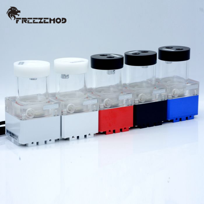 FREEZEMOD computer water cooling pump water tank integrated PWM speed control head 4 meters flow 800L