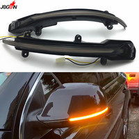 Dynamic Turn Signal LED Side Rearview Mirror Indicator Blinker Repeater Light For Audi Q5 SQ5 8R 2010 2017 Q7 Facelift 2010 2015