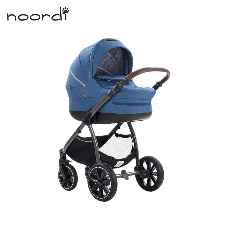 Stroller baby Noordi Fjordi Melange 2/1 SP коляска 2 в 1 noordi fjordi sport melange sea blue melange 892 w синий