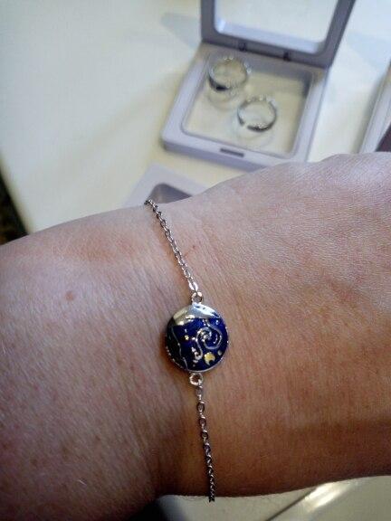 Starry Night Bracelet photo review
